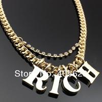 Колье-цепь Chicky&Bling  JCK016426