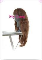 Mannequin Display Foam Female Mannequin Head Black For Hat,Hair,Headset,Microphone Display
