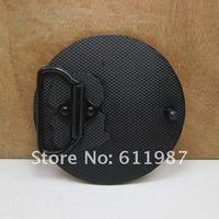 Гром Кошки пряжка с черным покрытием и красной эмалью для оснастки wideth 4 см на пояс fp-02036-2