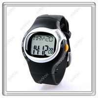 Наручные часы S5M Fittness Pulse Counter Heart Rate Monitor Sport Watch Digital Running timer