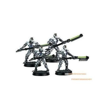 Детский набор для моделирования Forge World Warhammer 40K Necrons abandoner