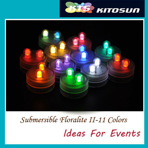 Submersible Floralite II-11 Colors 2
