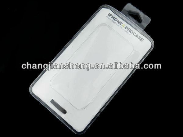 2014 new design transparent shell hard plastic case