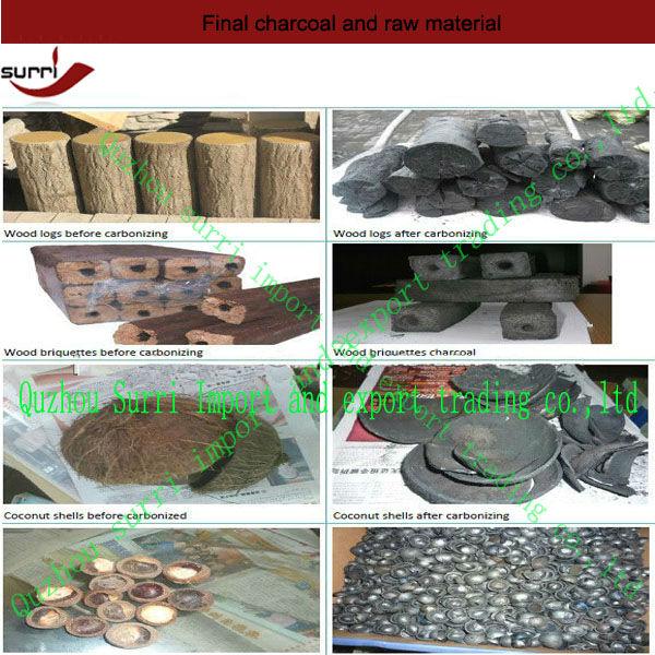 Surri Electric Wood Sawdust briquette machine