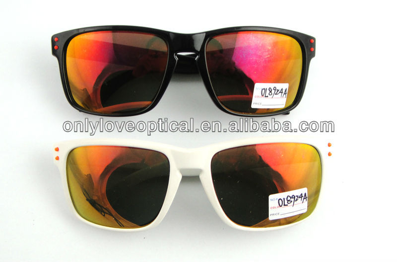 2014 free samples promotion holbrook sunglasses made in China