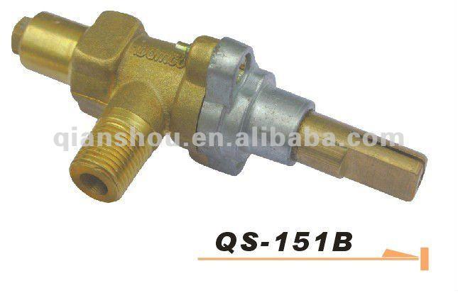 Sola pulverizaci n de lat n de la v lvula de gas para - Estufas de gas pequenas ...