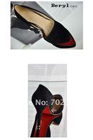 Туфли на высоком каблуке TCH/1029 toe