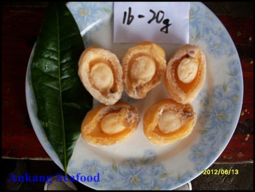 latest canned abalone price
