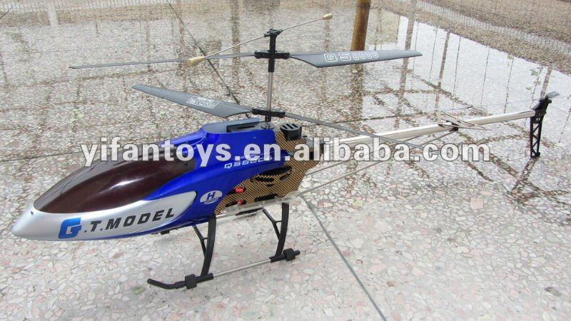 134CM Biggest RC Helicopter QS 8006 3.5 Channel Large Helicopter