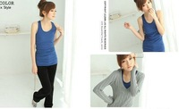 Womens Sexy Shirt Top Hollow-out Vest Camisole Pierced Lace