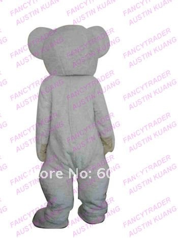 New Arrival Teddy Bear Mascot Costume Bear Mascot Costume Bear Fancy Dress Animal Mascot Costume Free Shipping FT20255...JPG