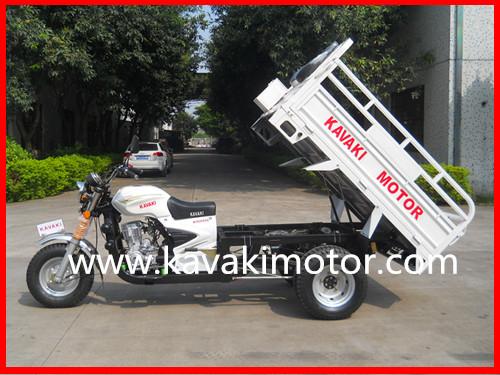 Best Economic Model Heavy Duty Cargo Tri Motorcycle From KAVAKI
