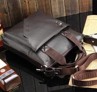Маленькая сумочка Hot selling Fashion Cowhide+Composite leather bags genuine leather handbags men the messenger bag retail