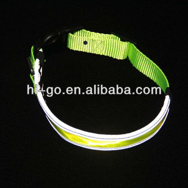 hot sale reflective dog collars