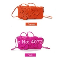 Товары на заказ ladies' Butterfly bags Fashion PU Leather bags Clutch clutches satchels hobos for Retail