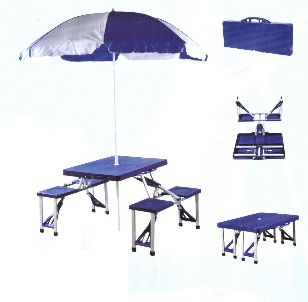 ... Set,Foldable Plastic Picnic Table Set With Four Seat,Picnic Table Set