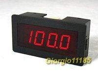 Измеритель величины тока 3 1/2 Red LED Digital AMP Panel Meter + Shunt AC 100A