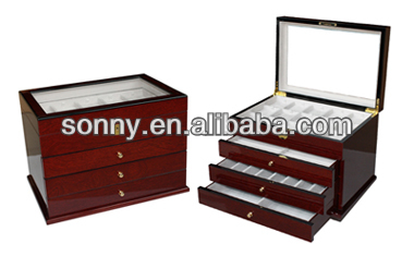 Guangdong manufacturer customize a wooden chest