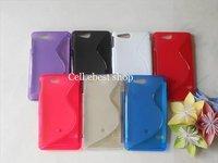 Чехол для для мобильных телефонов new 100pcs/lot s-line silicone gel tpu corver case for sony Xperia Go ST27i