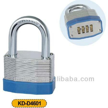 25mm 3 Digit Resettable digital lock