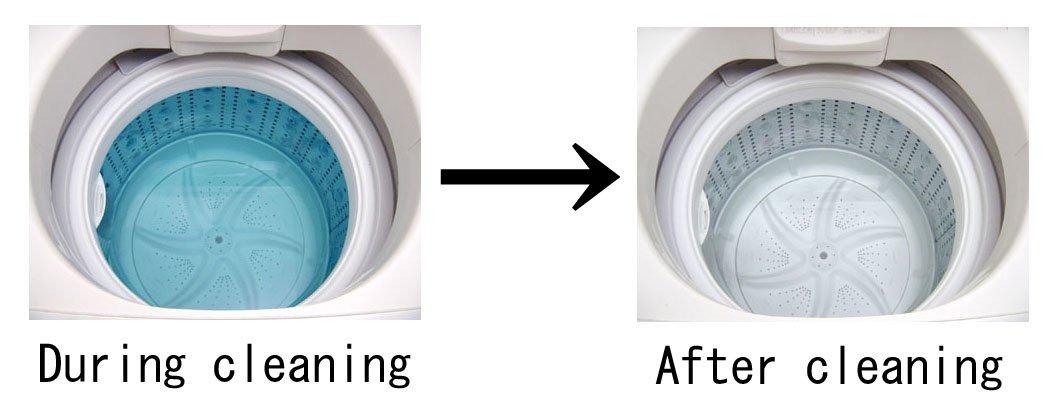cleaner for washing machine drum