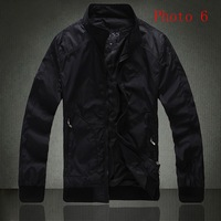 Мужская ветровка NEW Brand LUXURY Men's jacket coat boss business casual jacket outerwear fashion jacket coat of men size M-XXL