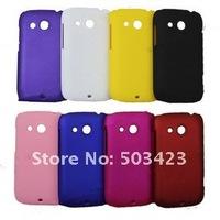 Чехол для для мобильных телефонов Rubber Plastic Hard case for HTC Desire C A320e
