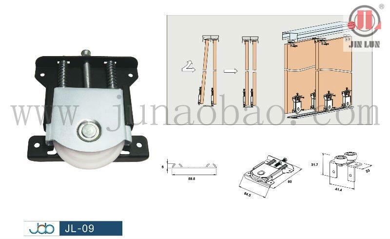 Corredera puerta de madera accesorios armario correderas - Sistemas de puertas correderas para armarios ...