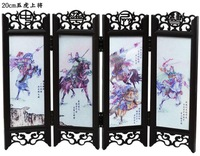 Small screen arts and crafts Chinese wind characteristics business meeting gift send to foreigners  free shipping