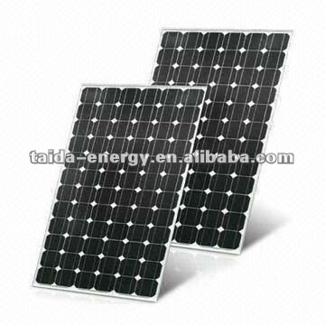 quality guarantee high efficient mono solar module