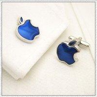 Запонки и зажимы для галстука Fruit shape cufflinks, men's cuff links 1330