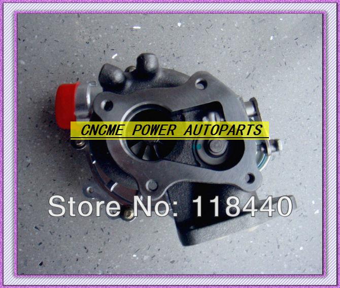 CT16 17201-30030 oil cooled turbo Turbocharger Toyota Hiace Hilux 2.5 D4D 2001- 2.5L 102HP 2KD-FTV 2KD Turbocharger GASKETS (2)