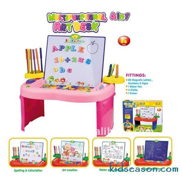 activit 233 multifonction enfants apprentissage bureau jouets de dessin id de produit 502192088