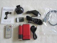 Автомобильный видеорегистратор New Full HD X5000 Car BLACK BOX DVR recorder Q8 Dual Cameras Dual lens 1440 x 1080P X5000 carcam and Retail