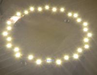 Праздничное освещение 15W LED Ceiling Light PANEL Lamp, Circular Magnet 5730/5630 Ring 220V, & 18W 20W 24W for home Lighting Living room Kitchen office