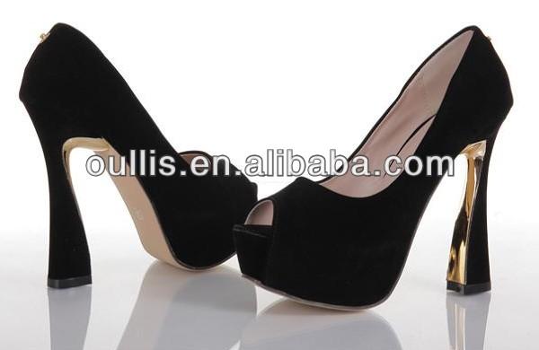 Dames chaussures de soirée spéciale fantaisie. gland pz2725 chaussures habillées talons