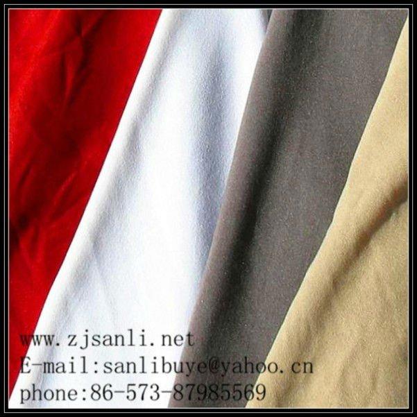 silk velvet fabric Haining SanLi Fabric Co., Ltd.