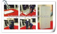 Металлическая мебель Stainless steel locker