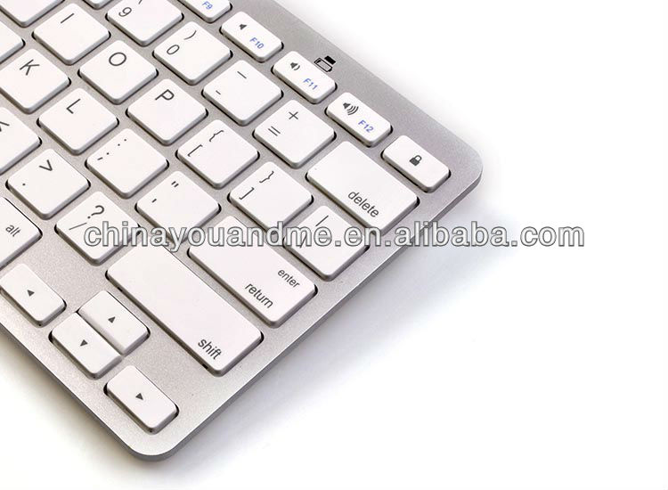 Light weight laptop mini external keyboards