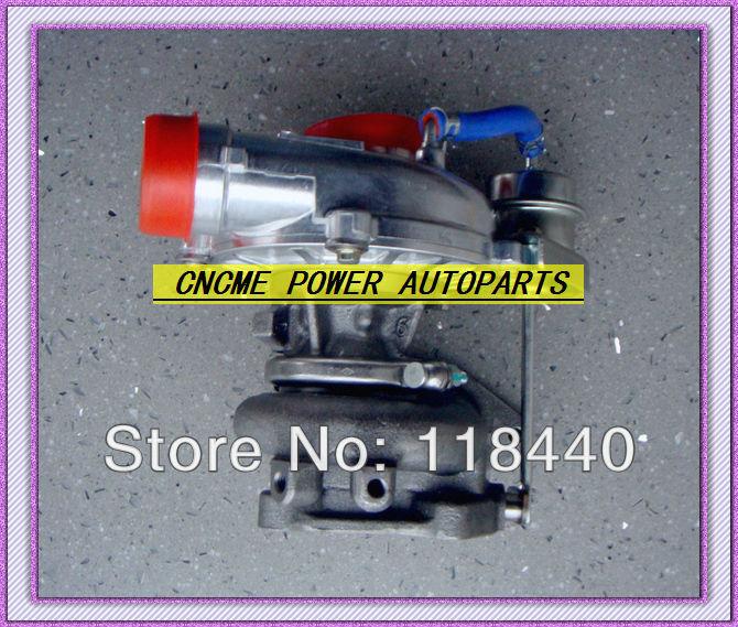 CT16 17201-30030 oil cooled turbo Turbocharger Toyota Hiace Hilux 2.5 D4D 2001- 2.5L 102HP 2KD-FTV 2KD Turbocharger GASKETS (3)