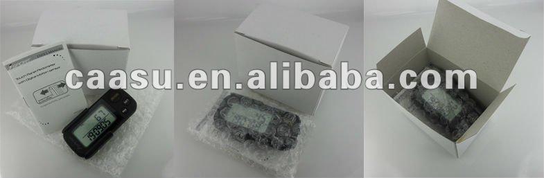 3d g sensor pedometer step counter