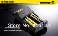 Зарядное устройство SYSMAX Nitecore Intellicharge i2 ( ) ion/NiMH + + INTELLICHARGER I2