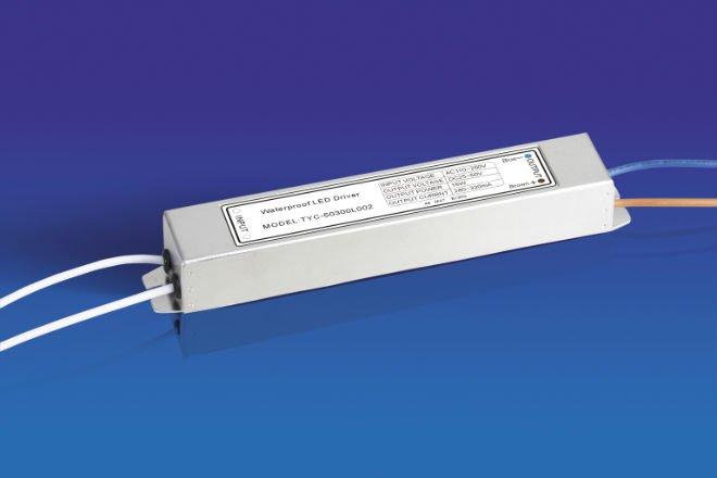 300mA waterproof led driver IP67