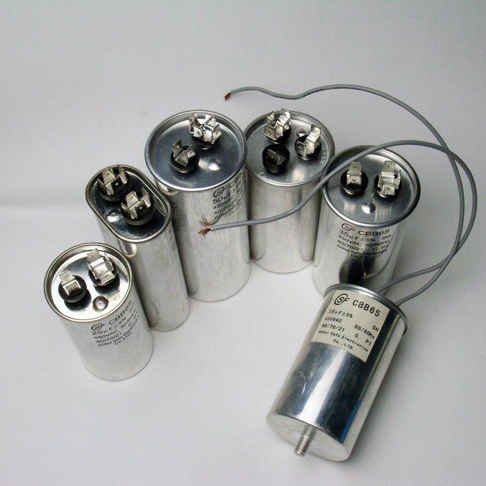 sh capacitor for refrigerator/air conditoner/motor CBB65