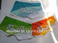 Мужские стринги Sporty Sexy Shorts Underware Beach Pants for Men Blue XL