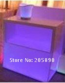 Пластиковый стул LED lighting furniture Bar barr 1/4Round Bar