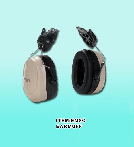 Eastnova EM8C Cap mount ear muff