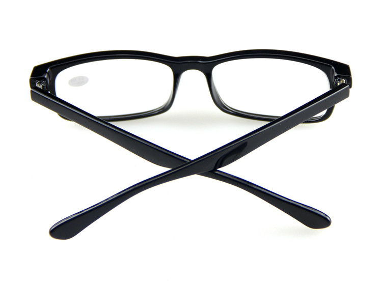 Mens Black Frame Reading Glasses : Wholesale Classic Fashionable Style Mens Black Frame ...