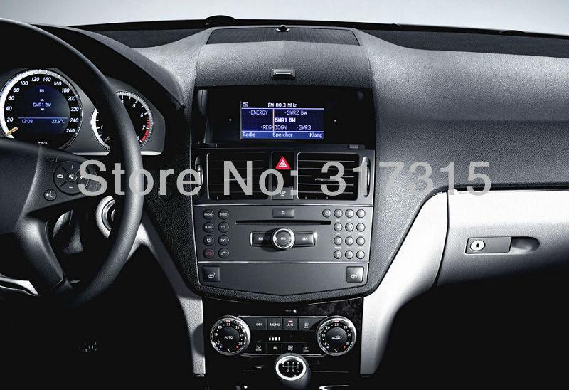 20C3Screen Blackout - Mercedes-Benz Forum