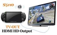 Портативная игровая консоль Game Console DHL/FEDEX! JXD S5110 5/4 Android OTG HDMI